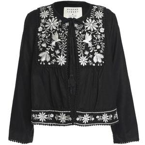 Kate Spade Broome Street Embroidered Jacket